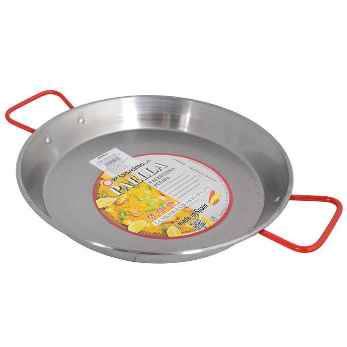 Paellera-valenciana-30-cm-acero-4-porciones-garcima