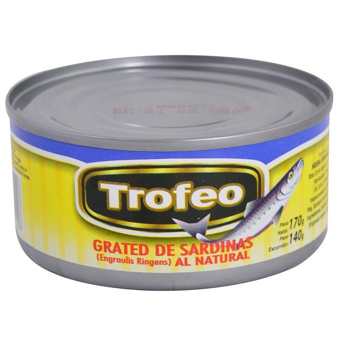 Grated-de-sardina-Trofeo-170-g
