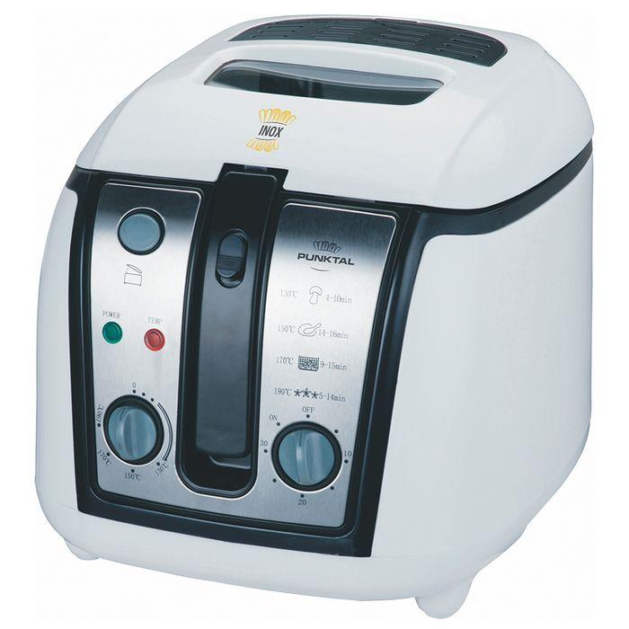 Freidora-Punktal-Mod.-PK-FR105-25L-con-aceite