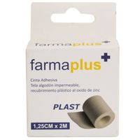 Cinta-tela-zinc-Farmaplus-1.25-cm-x-2-m