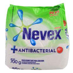 Detergente-polvo-Nevex-matic-antibacterial-700-g