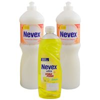 Pack-2-un.-Nevex-lavavajilla-colageno-1250-ml---ultra-500-ml