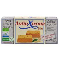 Turron-crema-almendra-sin-azucar-Antiu-Xixona-200-g