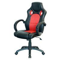 Sillon-gamer-rojo-61x66x108-118cm
