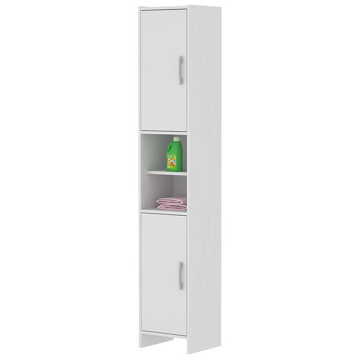 Armario-de-baño-blanco-2-puertas