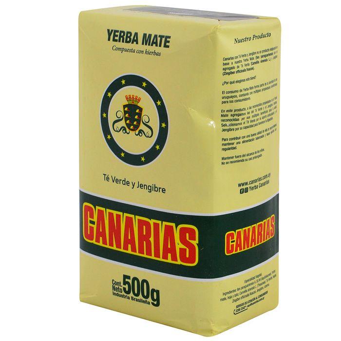 Yerba-Canarias-te-verde-y-jengibre-500-g
