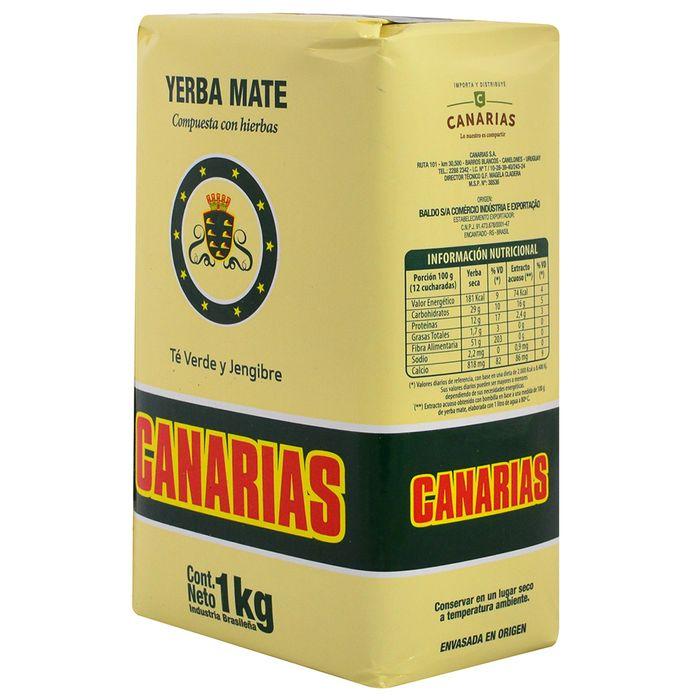 Yerba-Canarias-te-verde-y-jengibre-1-kg