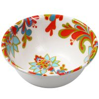 Bowl-15.6cm-flores-tropical-melamina