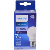 Lampara-PHILIPS-essensial-led-bulb-7.5w-E27-6500k
