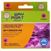Cartucho-way-port-para-Epson-Mod.-XP231-t296320-13ml-ma-xl