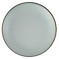 Plato-postre-197cm-ceramica-decorado-celeste