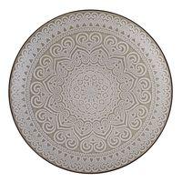 Plato-llano-26cm-ceramica-decorado-beige