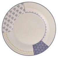 Plato-llano-267cm-ceramica-blanco