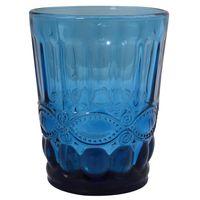 Vaso-200ml-vidrio-azul