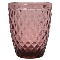 Vaso-labrado-200ml-vidrio-rosa