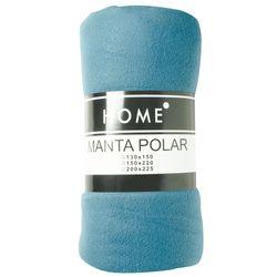 Manta-polar-HOME-de-viaje-130-x-150-cm-Petroleo