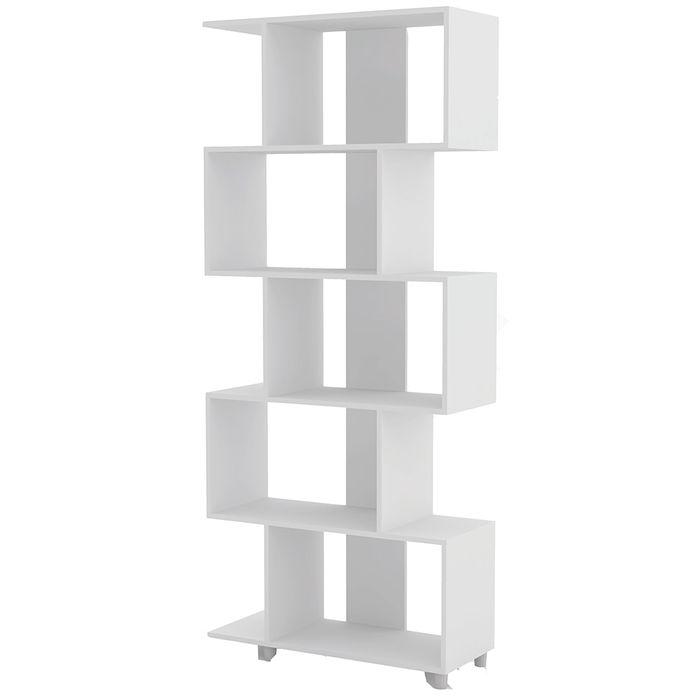 Estanteria-blanco-184x79x31cm