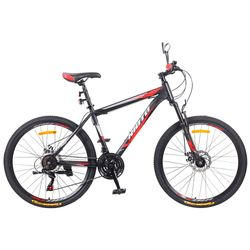 Bicicleta-hombre-Kioto-negro-red-rodado-26-21-velocidades