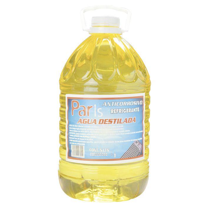 Agua-amarilla-para-radiadores-5L-Par-is