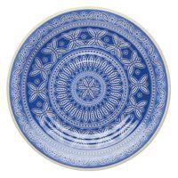 Plato-postre-melamina-azul-21.5cm
