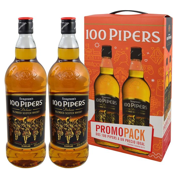 Whisky-Escoces-100-Pipers-1-L-2-un.
