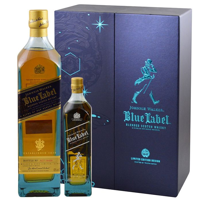 Whisky-Escoces-Johnnie-Walker-Azul---petaca