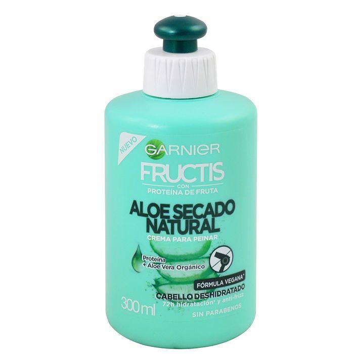 Crema-de-peinar-Fructis-aloe-water-300-ml