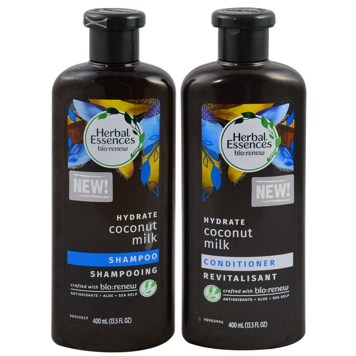 Pack-Herbal-Essences-coconut-shampoo---acondicionador-400-ml