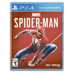 Juego-PS4-Spiderman