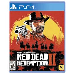 Juego-PS4-Red-dead-redemption-2