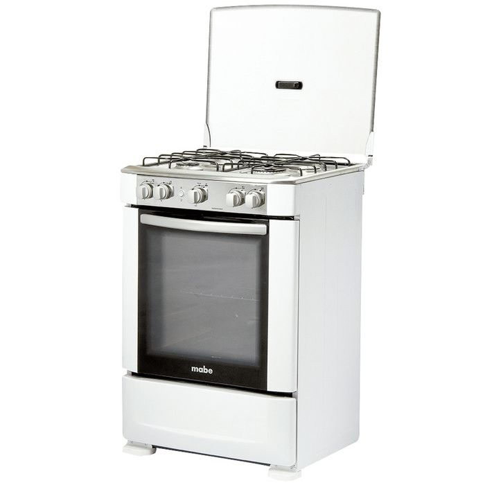 Cocina-Mabe-supergas-Mod.-U6020MB0-4h-blanca