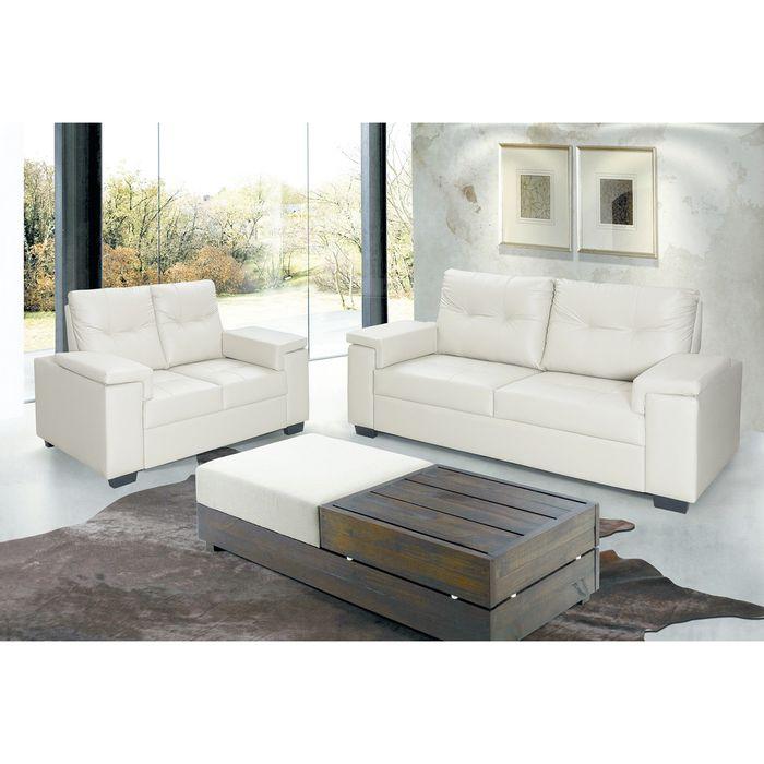 Conjunto-de-sofa-3-2-en-pu-beige-157-205x100x93-cm