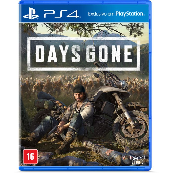Juego-PS4-Days-gone-latam