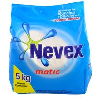 Pack-detergente-polvo-Nevex-matic-5-kg---lunchera