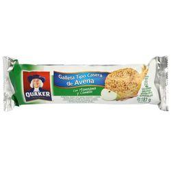 Galletitas-avena-Quaker-tipo-casera-manzana-y-canela