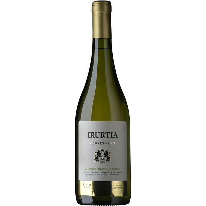 Chardonnay-Viognier-Irurtia-Blanco
