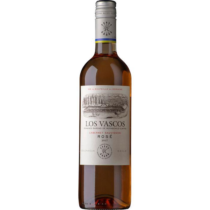 Vino-rosado-cabernet-sauvignon-Los-Vascos-750-ml
