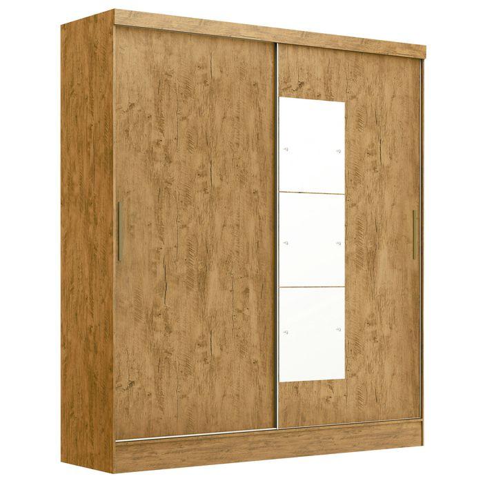 Placard-2-puertas-corredizas-con-espejo-183x205x52cm
