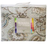 Cubrecama-king-size-bukara-220x240-cm-flores-gris