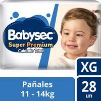 Pañal-Babysec-super-premium-hiper-XG-28-un.