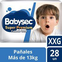 Pañal-Babysec-super-premium-hiper-XXG-28-un.