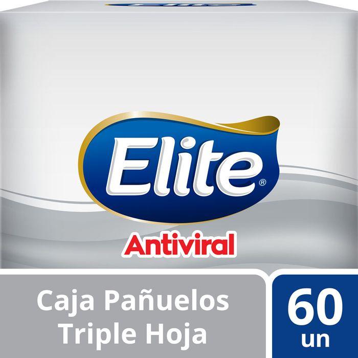Pañuelo-Facial-Elite-Antiviral-Cubo-x-60-un.