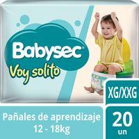 Pañal-Babysec-pull-up-voy-solito-XG-XXG-20-un.