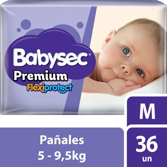 Pañal-Babysec-premium-M-36-un.