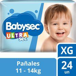 Pañal-Babysec-ultra-mega-XG-24-un.