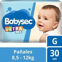 Pañal-Babysec-ultra-mega-G-30-un.