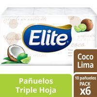 Pañuelo-facial-Elite-aromas-pack-6-10-un.