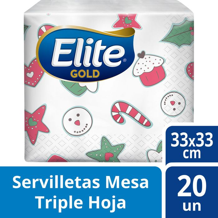 Servilleta-Elite-gold-navidad-pq-20-un