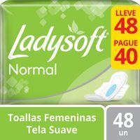 Toalla-Femenina-Ladysoft-Normal-Alas-48x40-un.