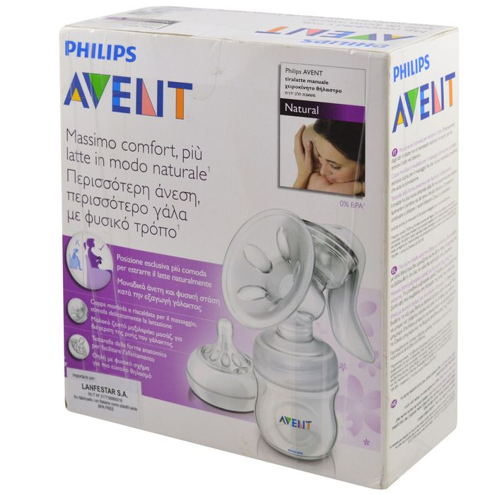 Extractor-manual-Avent